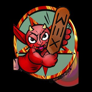 baphomuppet paddle
