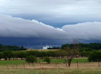 Storm Over Celina