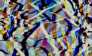 Abstract composition 311