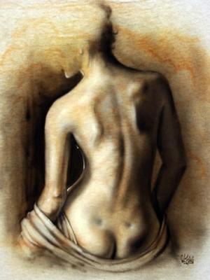 Nude Back