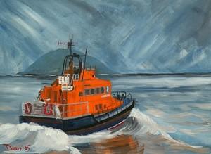 Ballycotton Lifeboat 2