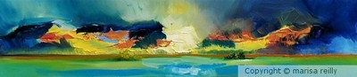 SOUTHERN MARSHES IN OIL