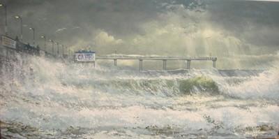 Ocean Beach's Winter Waves