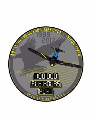 Pilatus PC-7 patch RNLAF
