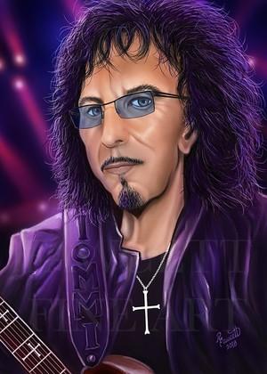 The Riff Master, Tommi Iommi