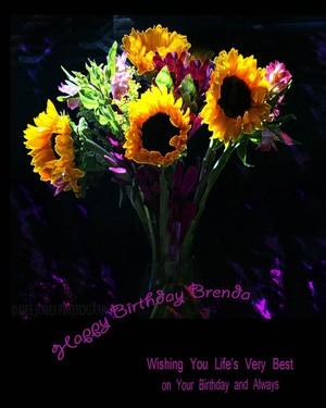 AW Friends Birthdays