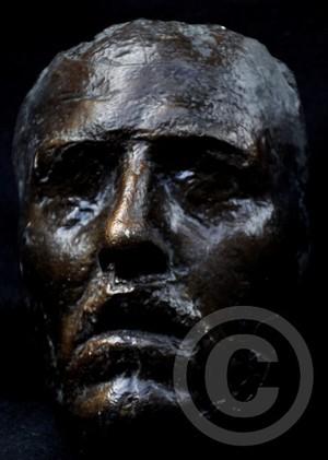 'Self Portrait' Face Mask
