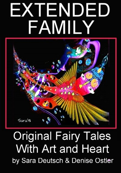Extended Family--Fairy Tales With Art and Heart