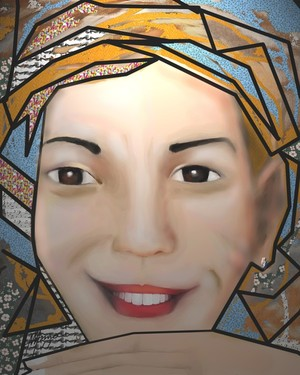 MARIA BONITA (beautiful Mary)
