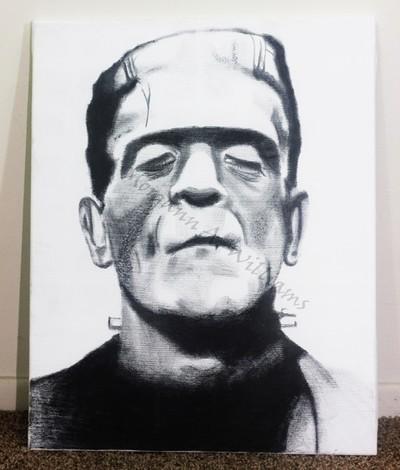 Frankenstein Boris Karloff version
