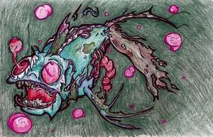Zombie Koi 001