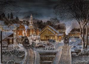 The Homecoming: Peterborough, New Hampshire ca 194