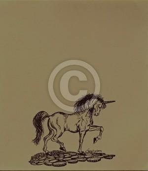 The Unicorn's Treasure