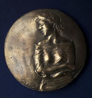 keep back... bronze medal