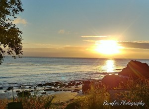 Sunrise Olympic Peninsula