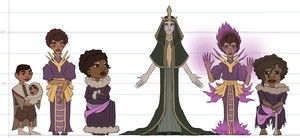 witch lineup