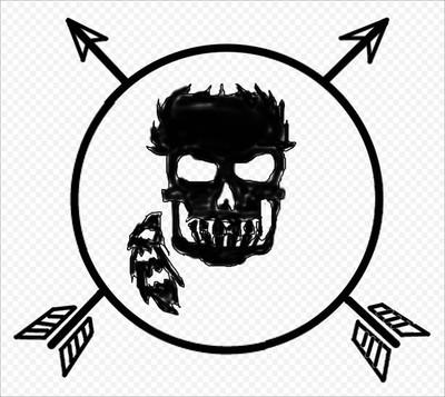 Skull @ CrowdPainting.com