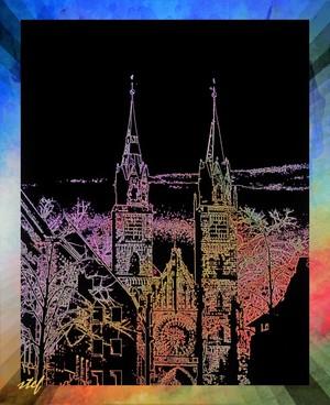 Church Saint Lawrence
