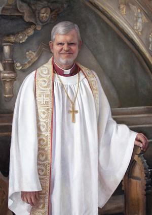 bishop Martin Lind