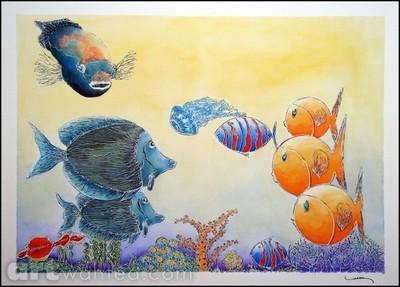 fish I - Peixes I