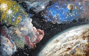 Red Hog Nebula