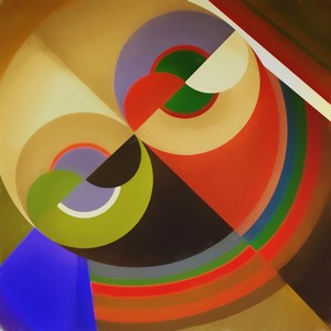 Abstract composition 21