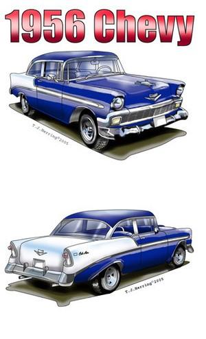 Chevy 1956