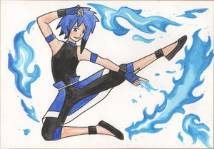 Mirn : Blue fire