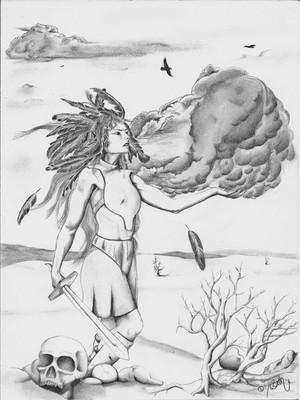Morrigan: Warrior Goddess