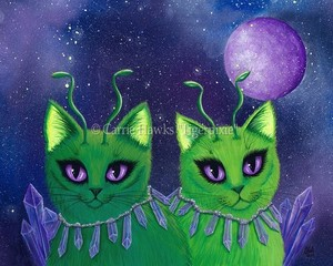 Alien Cats