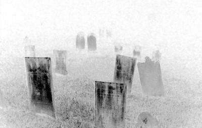 Cemetery In A Dream