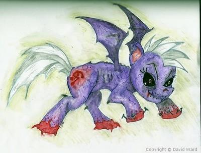 Scary Pony
