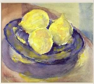 Still Life,lemons
