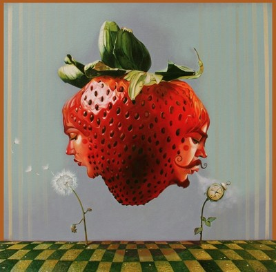 Strawberry Twin