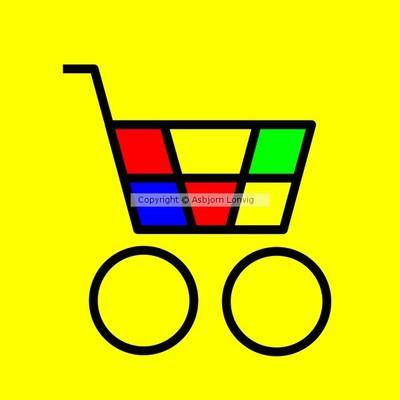 2 design web store logo large
