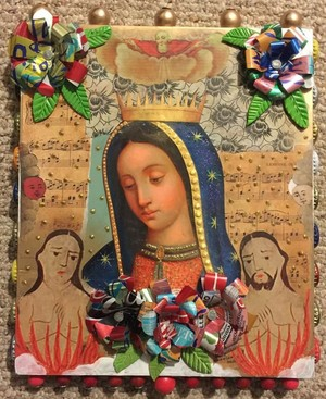 Blessed Mother Wall Art