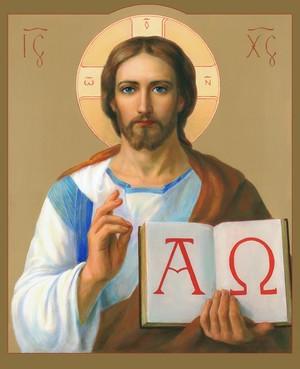 Jesus Christ - Alpha and Omega