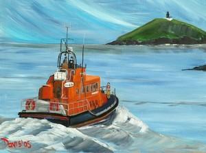 Ballycotton Lifeboat 1