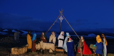 Merry Montana Christmas