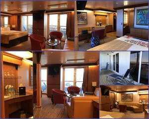 My Carnival Miracle Grand Suite