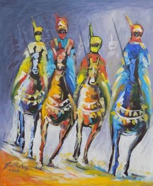 Duban Rider
