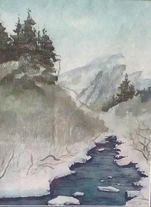 Winter Creek's Run