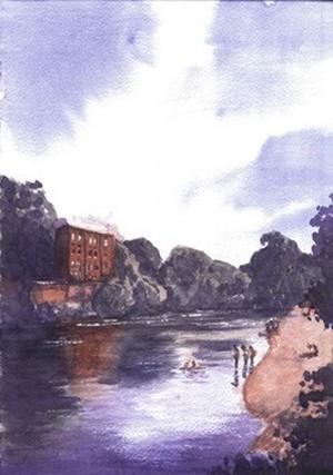 Landscape / Cityscape Paintings