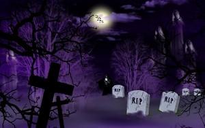 Halloween At Midnight