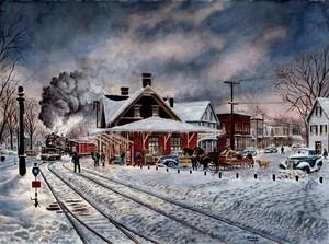 Wilton Newhampshire ca. 1939