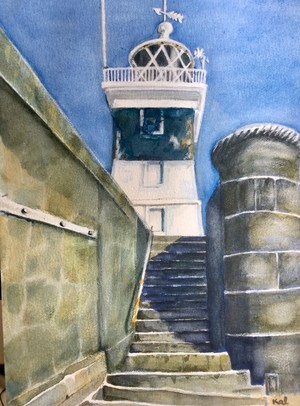 Lighthouse, Holyhead breakwater