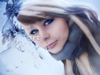 Winter Wonder Girl