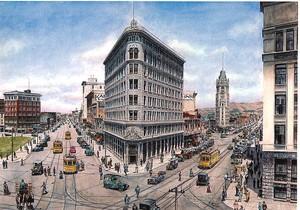 Oakland California ca. 1915