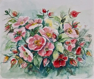 Watercolor Series 208