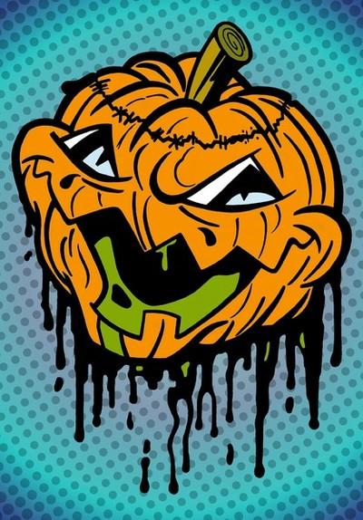 Tis halloween